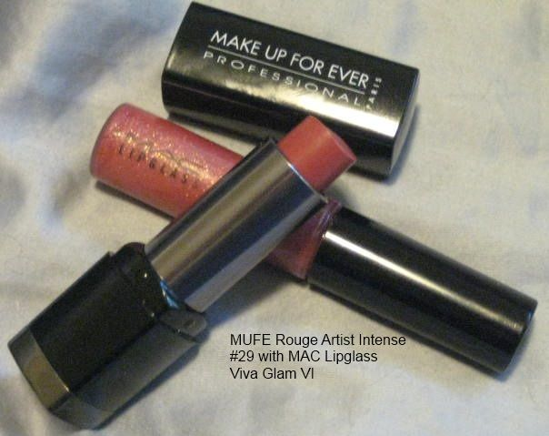 Make Up For Ever Rouge Artist Intense #29