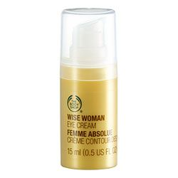 The Body Shop Wise Woman Eye Cream