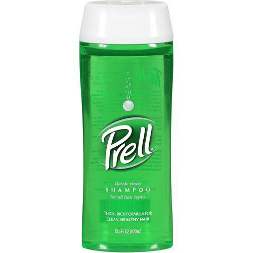 Prell Rinse Clean Shampoo