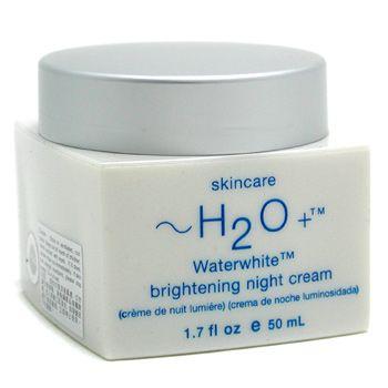 H2O Waterwhite � Brightening Night Cream