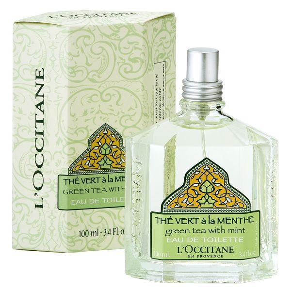 L'Occitane The Vert - Green Tea
