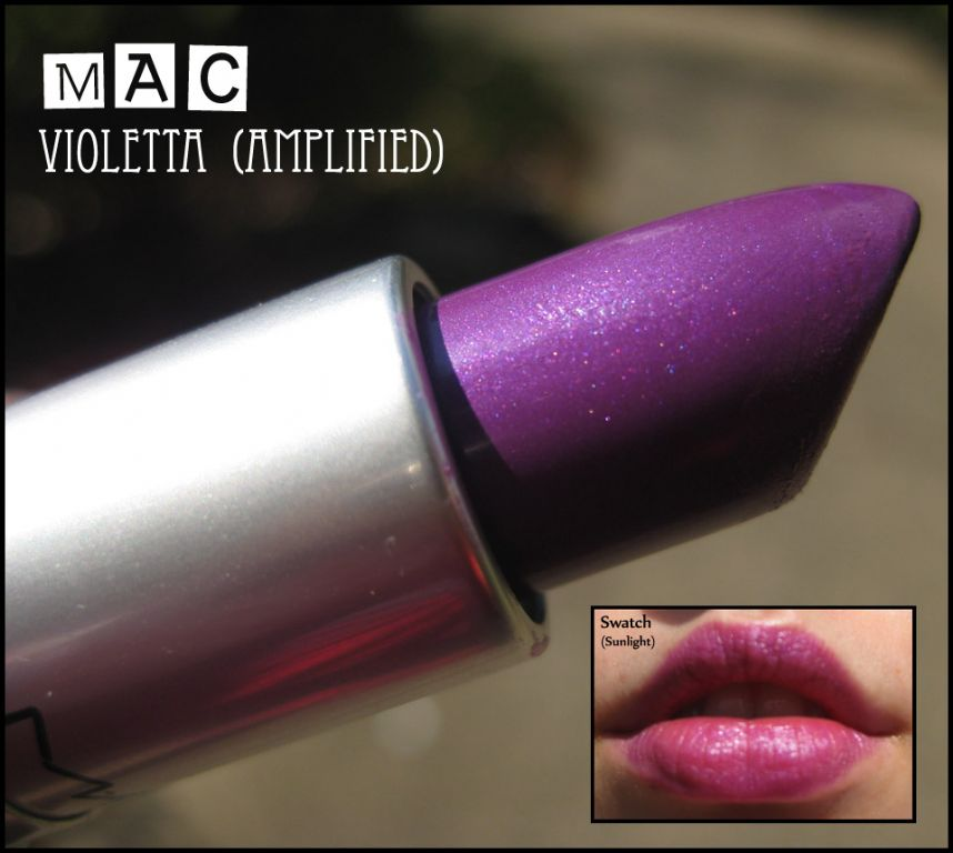 MAC Violetta Amplified (Pro)