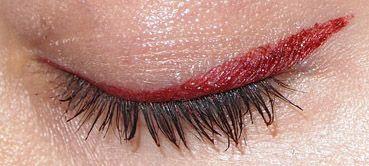 Make Up For Ever Aqua Liner - 10 Iridescent Red