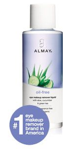 Makeup Remover on Eye Makeup Remover   Almay   Oil Free Eye Makeup Remover Liquid