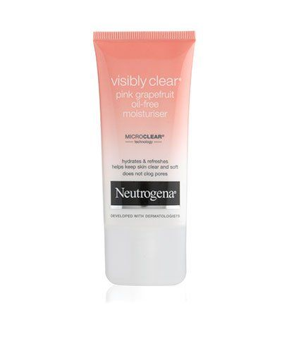 Neutrogena Visibly Clear Pink Grapefruit Oil-Free Moisturiser