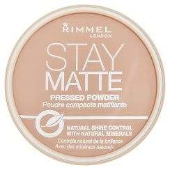 Rimmel Stay Matte Pressed Powder - 005 Silky Beige