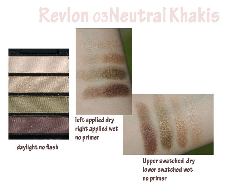 Revlon Colorstay 12-Hour Eyeshadow Quad