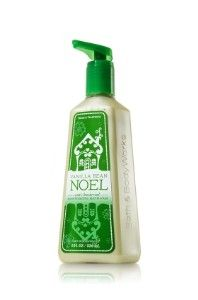Bath and Body Works Vanilla Bean Noel Moisturizing Anti-Bacterial Hand Soap