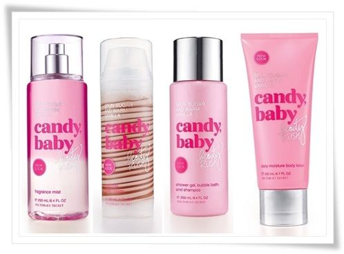Victoria's Secret Beauty rush- Candy baby