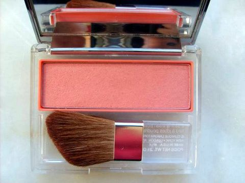 Clinique Blushing Blush Powder Blush - Precious Posy