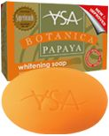 YSA Botanica Papaya Whitening Soap