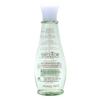 Decleor Cleansing Gel (combination & oily skin)