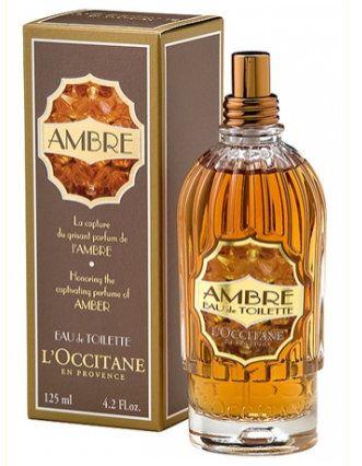 L'Occitane Amber (EDT and Perfume)