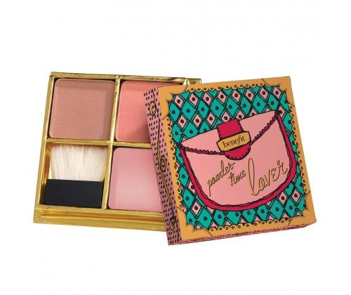 BeneFit Cosmetics Power - Time Lover Kit