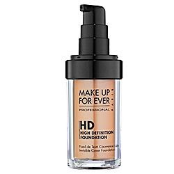 Make Up For Ever HD High Definition Foundation [DISCONTINUED]