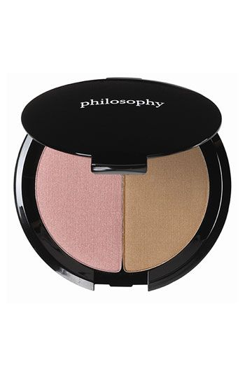 Philosophy Philosophy Bronze/Pink Split Pan Blush