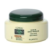 L'Oreal Nature's Therapy Mega Moisture Hair Treatment