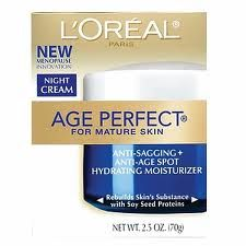 L'Oreal Dermo Expertise Age Perfect Night Cream