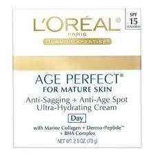 L'Oreal Dermo Expertise Age Perfect Anti-Sagging and Ultra Hydrating Day Cream SPF15