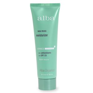 Alba Botanica Even Advanced Sea Moss Moisturizer SPF15