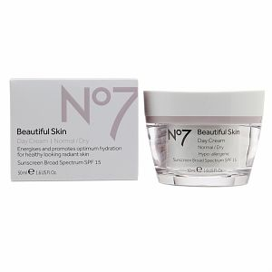 Boots  No 7 Beautiful Skin Day Cream Normal/Dry Skin