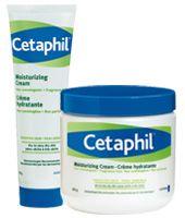 Cetaphil Moisturizing Cream For dry, sensitive skin