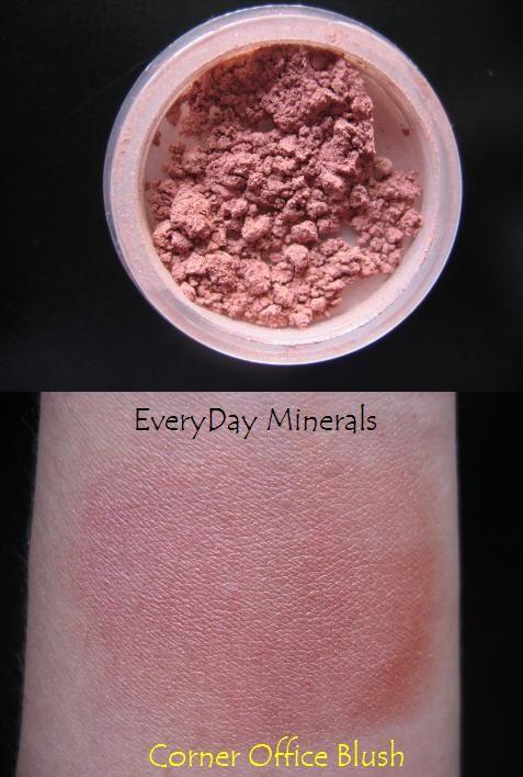 Everyday Minerals Corner Office
