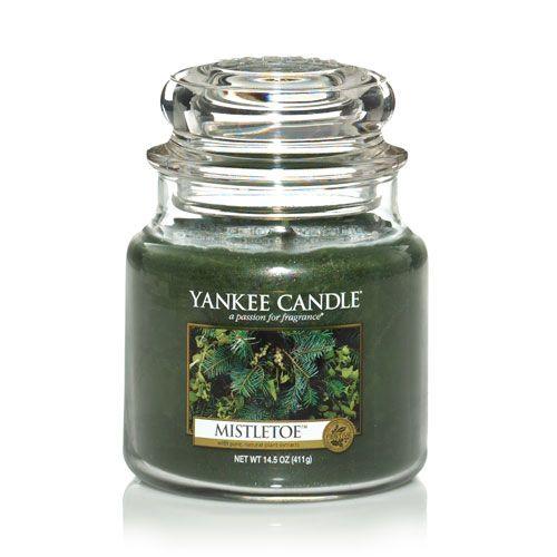 Yankee Candles Mistletoe
