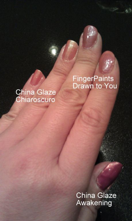 China Glaze Chiaroscuro