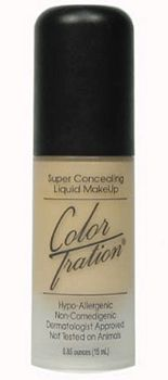 Colortration Liquid Cover Makeup and Concealer