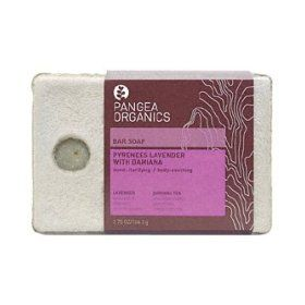 Pangea Organics Pyrenees Lavender with Damiana Tea Bar Soap