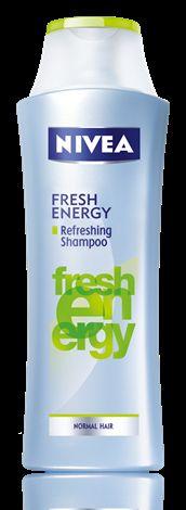 Nivea Fresh Energy Shampoo