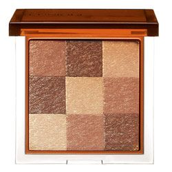 Clinique True Bronze shimmering tones- Peach Bronze