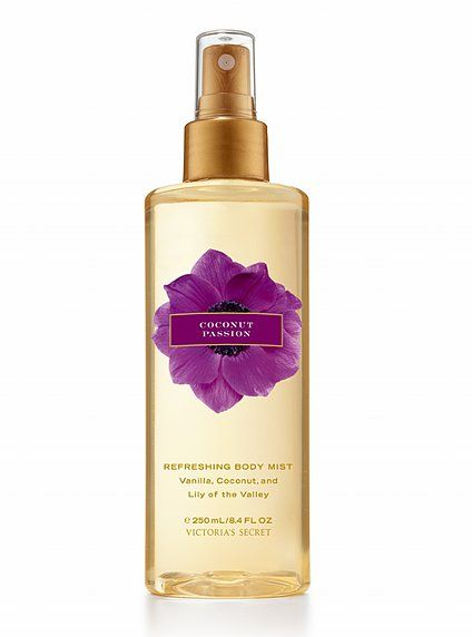Victoria's Secret Refreshing Body Mist in Vanilla-Coconut Passion