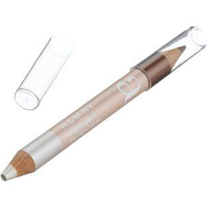 Almay bright eyes eyeliner/highlighter duo - Cocoa & Pearl