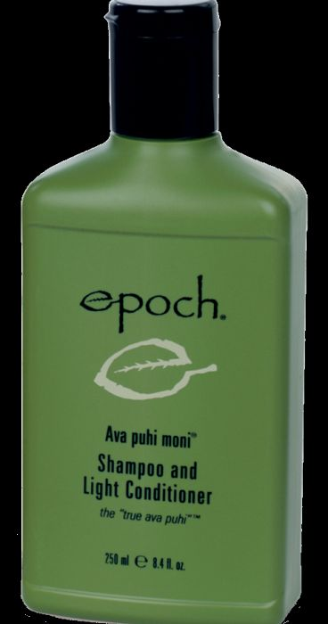 Nuskin Epoch Ava Puhi Moni Shampoo & Light Conditioner
