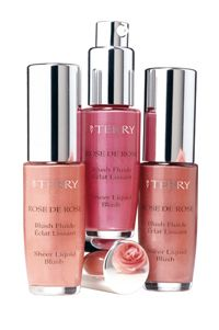 By Terry Rose de Rose Sheer Liquid Blush