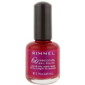 Rimmel 60 Second Nail Polish - Pulsating