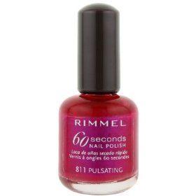 Rimmel 60 Second Nail Polish - Pulsating