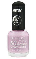 Rimmel 60 Seconds Stars - 628 Twinkle