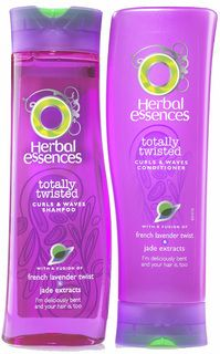 Clairol Herbal Essences Totally Twisted Shampoo and Conditioner
