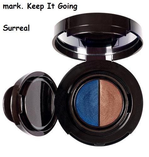 mark Keep It Going Eyeliner & Shadow