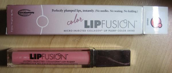 Fusion Beauty LipFusion Lip Plumping Gloss