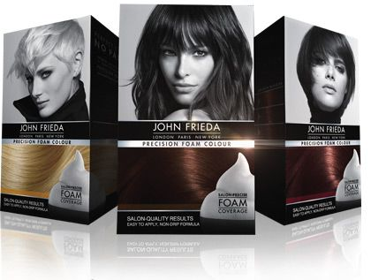 John Frieda Precision Foam Color