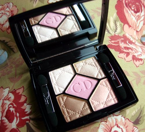 Dior Rosy Nude Eyeshadow Palette