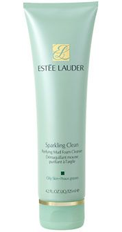 Estee Lauder Sparkling Clean Purifying Mud Foam Cleanser [DISCONTINUED]
