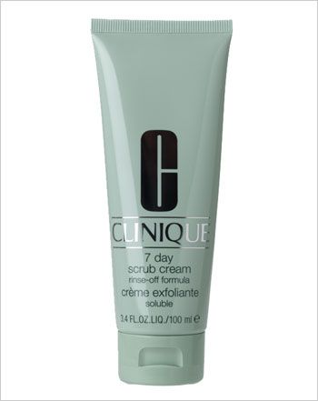 Clinique 7 Day Scrub Cream Rinse Off Formula