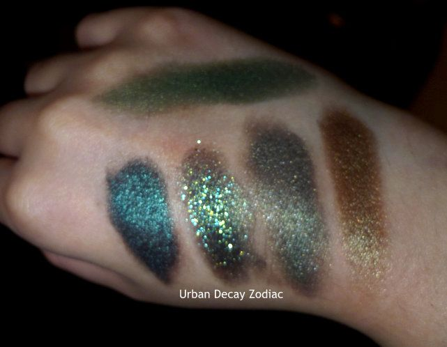 Urban Decay Moondust Eyeshadow In Zodiac Reviews Photos Makeupalley