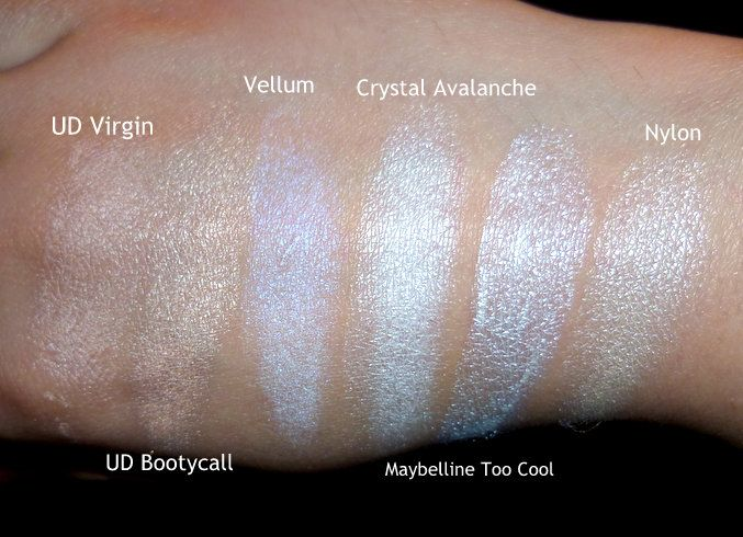 Mac Veluxe Pearl Crystal Avalanche Reviews Photos