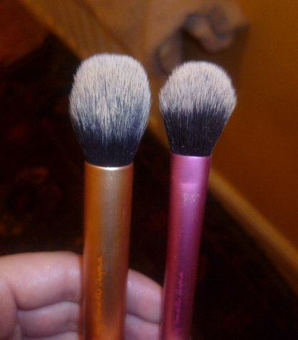 Real Techniques By Samantha Chapman Setting Brush Reviews